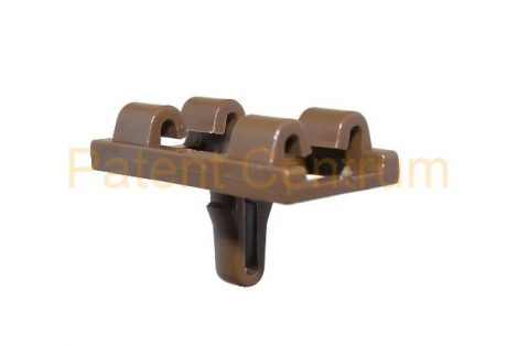06-048  BMW X sorozat gumiszegély rögzítő patent.  Gyári cikkszám: 51337052945