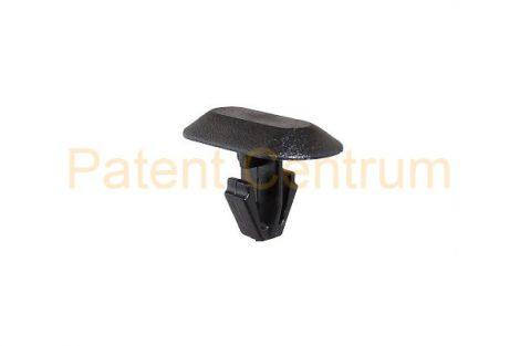 06-050  CITROEN C4 gumiszegély rögzítő patent.  Furat: 5 mm Hossz: 8,3 mm Fej átmérő: 8,7*17 mm