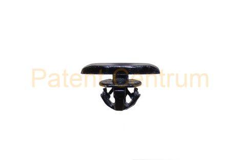 06-052   FIAT FREEMONT gumiszegély rögzítő patent.  Furat: 5,5-6 mm Hossz: 5 mm Fej átmérő: 5*15 mm.
