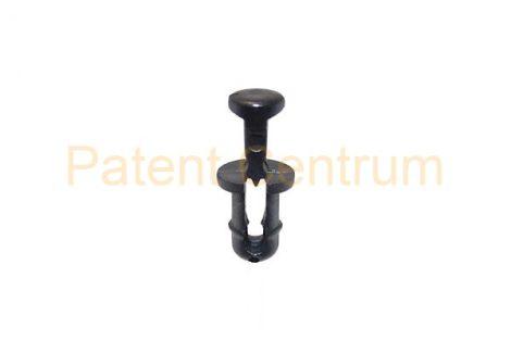 06-055    AUDI 80, 90, CABRIO, COUPE gumiszegély rögzítő patent.  Gyári cikkszám: 893823740