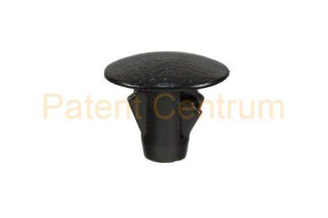 06-061    TOYOTA  dobbetét gumiborítás rögzítő patent.  Gyári cikkszám: 90467-10107