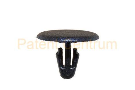 07-002    RENAULT Clio I., Laguna Trafic, Megane motorház szigetelés rögzítő patent. Furat: 6,5 mm.   Gyári cikkszám: 7703077117