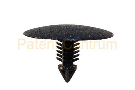 07-005    RENAULT LAGUNA II. CHRYSLER  géptető szigetelés rögzítő patent.  Furat: 6,7 mm. Gyári cikkszám: REN.: 6001546909