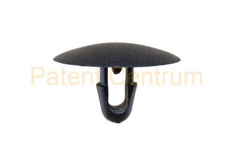 07-013   TOYOTA géptető szigetelés patent.  Furat: 7 mm.  Gyári cikkszám: 90467-08124
