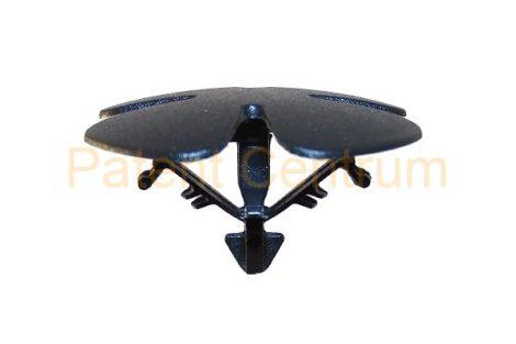 07-027    HONDA,  ACURA gépháztető szigetelés patent.  Furat: 7 mm. Gyári cikkszám: 91501-SWA-003