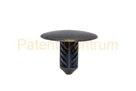 07-029   RENAULT géptető szigetelés rögzítő patent.  Furat: 6,5 mm.  Gyári cikkszám: 7703077117