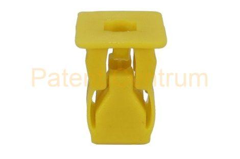 08-004   ALFA, FIAT, LANCIA univerzális patent,  Furat: 11*11 mm,   Gyári cikkszám: 14203081