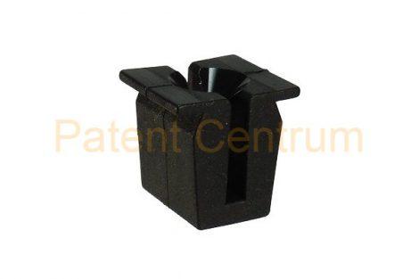 08-023   FORD hűtődíszrács rögzítő patent. Furat: 10*13,5 mm,   Gyári cikkszám: 6078784