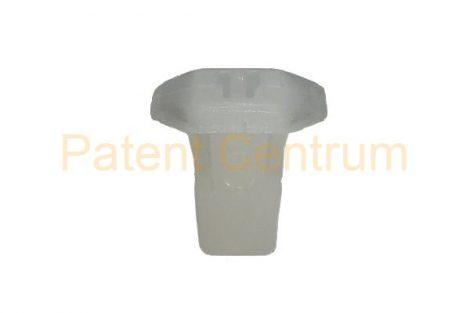 08-031    RENAULT CLIO I., MEGANE,  ajtókárpit patent,  Furat: 8*8 mm,  Gyári cikkszám: 7703081147