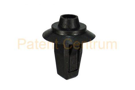 08-076    MERCEDES W 124 küszöb borítás patent.  Furat: 8*8 mm. Gyári cikkszám: A0009885225