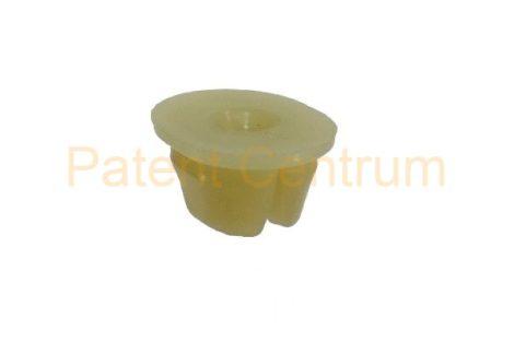 08-081   FIAT Regata, Ritmo, Uno  küszöb rögzítő patent.  Furat: 11*13 mm. Gyári cikkszám: 5962858