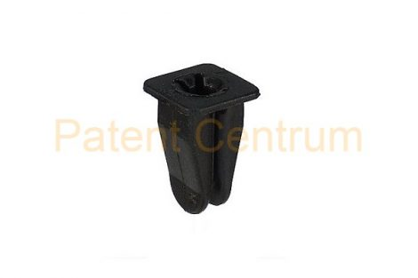 08-091    MERCEDES W208, W211, C216,  kerékjárati dobbetét patent.  Furat: 7*7 mm.  Gyári cikkszám: A63999801859