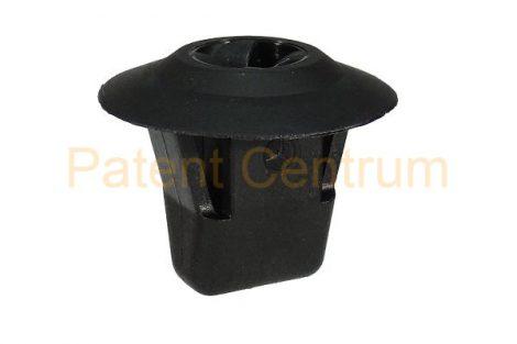 08-092   MERCEDES kerékjárati dobbetét patent.  Furat: 15*11 mm.  Gyári cikkszám: A6739880025