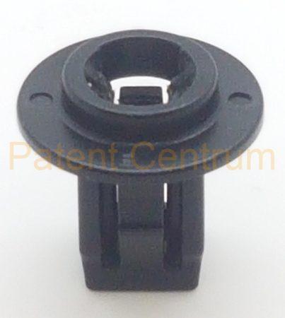 08-110  Nissan Murano, Rogue négyszög műanyag anya. Gyári cikkszám: 76881-JG00A