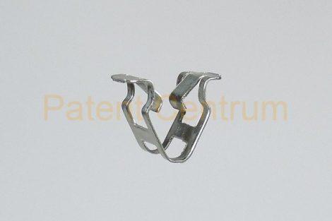 09-010 ALFA 147, 156, 159 FIAT Doblo, Croma, Lökhárító rögzítő patent műszerfal patent,  Gyári cikkszám: 46790807