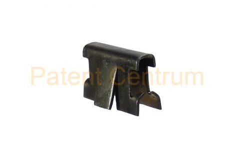09-012    FIAT, LANCIA ülés Hossz: 13 mm Magasság: 8,5 mm Rögz. a. vast.: 2,8 mm,  Gyári cikkszám: 92061009