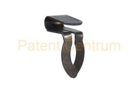 09-018   FIAT 500, 600,, ajtókárpit patent,  PT Cruise 'A oszlop borítás Furat: 8 mm.    Gyári cikkszám: 141870176
