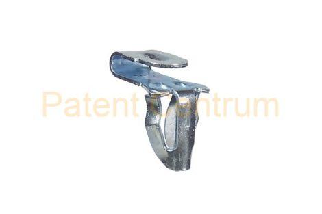 09-020    VOLKSWAGEN  BOGÁR, FORD, VOLVO,  ajtókárpit patent Furat: 8,5 mm.  Gyári cikkszám: NO143893, 3104426