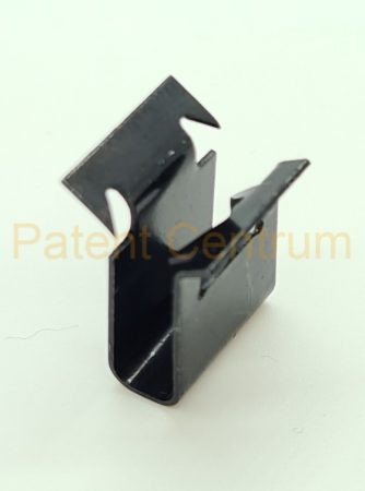 09-041   Audi A3, A4, A6,A8 S8, TT,hűtődíszrács  embléma rögzítő  fém patent.  Gyári cikkszám 8L0807180