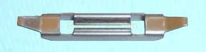 09-042  BMW X6, Mini Countryman R60 hátsó lökhárító burkolat rögzítő fém patent. Gyári cikkszám 07 14 7 054 461,  7147054461