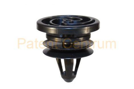 10-006   SEAT IBIZA, CORDOBA,  ajtókárpit patent,  Furat: 8 mm,   Gyári cikkszám: 6K0868243C
