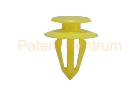 10-012   SEAT, VOLKSWAGEN SHARAN, FORD GALAXY ajtókárpit rögzítő patent belsőburkolat rögzítő patent Furat: 9 mm, Gyári cikkszám: VW: 7M0867299K, FORD: 1008068