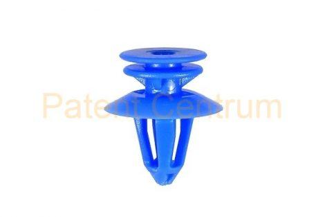 10-015   FORD FIESTA ajtókárpit rögzítő patent, Furat: 8,5 mm Szín: kék, Gyári cikkszám: 6099812