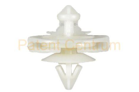 10-021  VOLKSWAGEN  GOLF III., VENTO ajtókárpit rögzítő patent,   Gyári cikkszám: 8Z0868243
