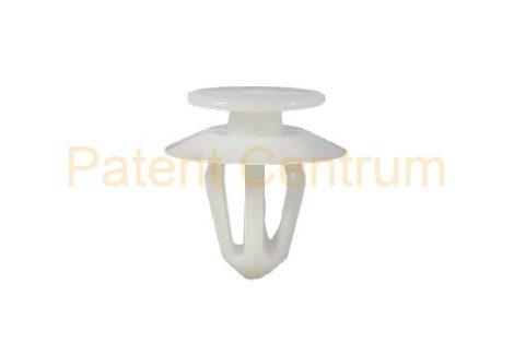 10-043   OPEL ajtókárpit rögzítő patent Furat: 8 mm, Gyári cikkszám: 2345957