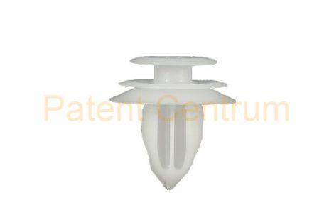 10-102   HONDA, TOYOTA YARIS 2012, SUZUKI, ROVER, MITSUBISHI, ajtókárpit patent, Furat: 8,5 - 9 mm, Gyári cikkszám: 9046710161, MU000504