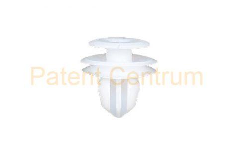 10-107   TOYOTA Yaris ajtókárpit patent,  Furat: 9 mm, Gyári cikkszám: 9046710192