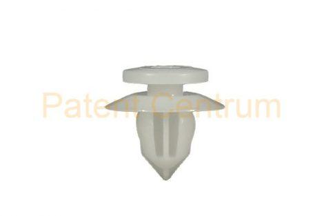 10-115  MAZDA, TOYOTA Celica, ajtókárpit, küszöb rögzítő patent,  Furat: 9 mm,  Gyári cikkszám: 90467-10162