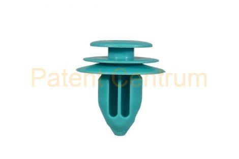 10-116  TOYOTA,  LEXUS ES 350 GX,  ajtókárpit patent Furat: 9 mm,  Gyári cikkszám: 90467-A0005, 90467-10188
