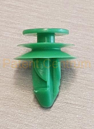 10-128  Nssan X-Trail csomagtér burkolat patent.  Gyári cikkszám: 769844CE0A