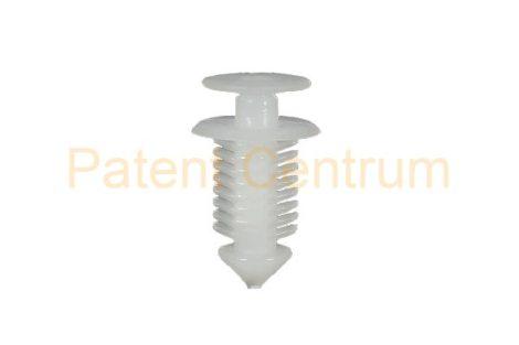 10-203  PEUGEOT, RENAULT,  ajtókárpit rögzítő patent Furat: 7,2 mm,  Gyári cikkszám: 699645
