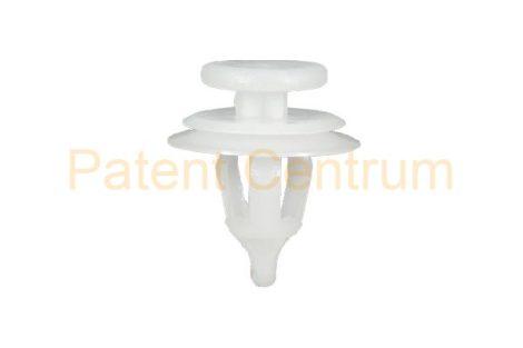 10-212   PEUGEOT PARTNER, CITROEN SAXO, BERLINGO,  ajtókárpit rögzítő patent Furat: 8 mm,  Gyári cikkszám: 699050