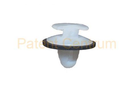 10-224   PEUGEOT, RENAULT, FORD TRANSIT ajtókárpit rögzítő patent Furat: 8 mm,  Gyári cikkszám: CITR,PEUG:699636, REN:7703077111