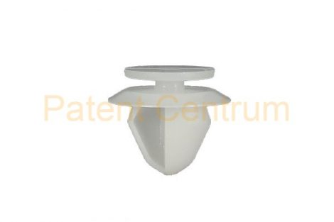 10-233   PEUGEOT 307, 607,  5. ajtó rögzítő patent Furat: 8,2 mm,    Gyári cikkszám: 6991T3