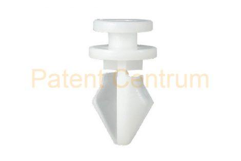 10-241    RENAULT TRAFIC II., OPEL VIVARO  belső burkolat  rögzítő patent,   Gyári cikkszám: 8200186255