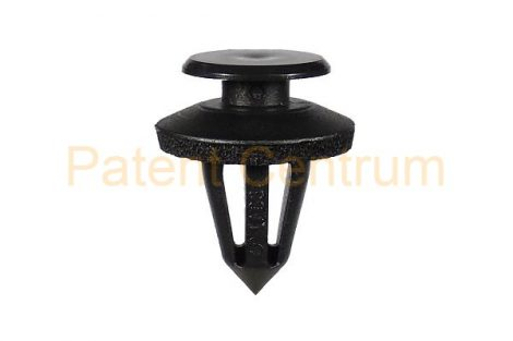 10-245    PEUGEOT BIPPER,  CITROEN NEMO ajtókárpit patent,  Furat: 9 mm,  Gyári cikkszám: 9345A1