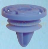 10-249  Citroen C4 Cactus ajtókárpit patent. Gyári cikkszám 1613487180