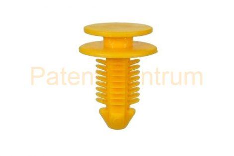 10-302    FIAT Tipo, Tempra,  ajtókárpit patent,   Furat: 8 mm,   Gyári cikkszám: 7658893