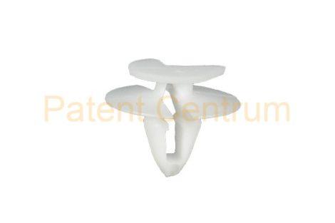 10-303    FIAT PANDA ajtókárpit rögzítő patent,  Furat: 7 mm,  Gyári cikkszám: 7723510