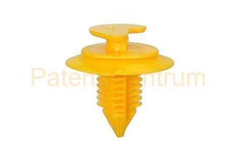 10-309   FIAT TIPO, UNO ajtókárpit rögzítő patent,  Furat: 8-8,5 mm, Gyári cikkszám: 14191280