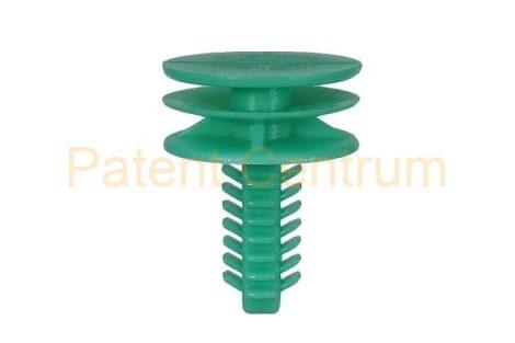 10-315    FIAT PUNTO 99-03' ajtókárpit rögzítő patent,   Furat: 6,5 mm,   Gyári cikkszám: 46776091