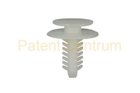 10-316   FIAT PUNTO, ALFA 146,145,156,166, GTV, SPIDER,  ajtókárpit rögzítő patent Furat: 6-6,5 mm,  Gyári cikkszám: 7739801