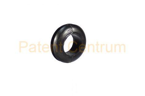 11-002   Gumiátvezető   Furat: 9-9,5 mm Vezeték: 8 mm Lemeza. vast.: 1,8 mm
