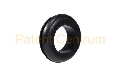 11-004  Gumiátvezető  Furat: 17-17,5 mm Vezeték: 12,5 mm Lemeza. vast.: 1,8 mm