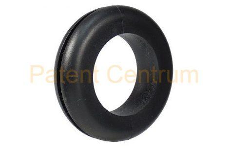 11-006  Gumiátvezető   Furat: 24,5-25,5 mm Vezeték: 18,5 mm Lemeza. vast.: 1,6 mm