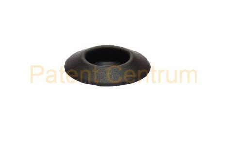 12-055  Műanyag karosszéria dugó. Furat: 13 mm, Fej átmérő: 22,5 mm.